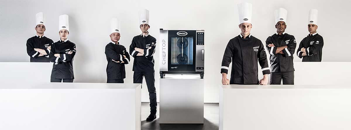 UNOX Individual Cooking Experience -