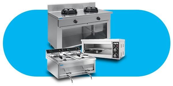 Gastronomie Technik Heiße Zubereitung