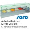 Aufsatzkühlvitrine METTE VRX 380 (Breite 955mm -...