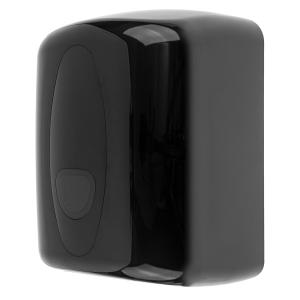 Center-Pullspender midi Kunststoff schwarz (PQB20MidiC) (PlastiQline 2020)