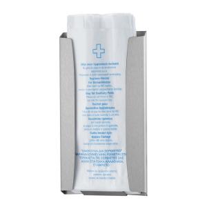 Hygienebeutelhalter geeignet für Papierbeutel Edelstahl AFP-C (WIN HBDP SAL) (Wings)