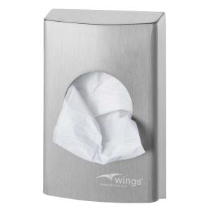 Hygienebeutelhalter geeignet für Polybeutel Edelstahl AFP-C (WIN HBDC SAL) (Wings)