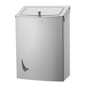 Hygiene-Abfallbehälter 20 Liter Edelstahl AFP-C (WIN LB20 SAL) (Wings)