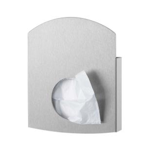 Hygienebeutelhalter geeignet für Polybeutel und Papierbeutel Edelstahl AFP-C (WIN HBDS SAL) (Wings)