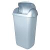 Hygiene-Abfallbehälter 23 Liter Kunststoff Edelstahl...
