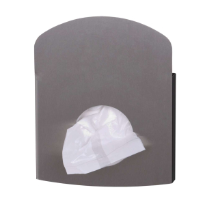 Hygienebeutelhalter Edelstahl (PQXHyg) (PlastiQline Exclusive)