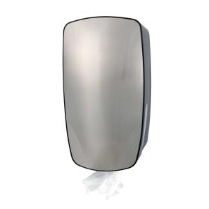 Center-Pullspender mini Edelstahl/Kunststoff (PQXMiniC) (PlastiQline Exclusive)