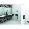 Toilettenbürstenhalter Kunststoff schwarz...