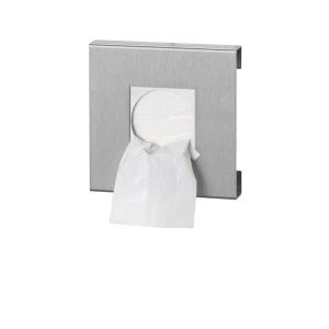 Hygienebeutelhalter Edelstahl (QHBDS SSL) (Qbic-line)