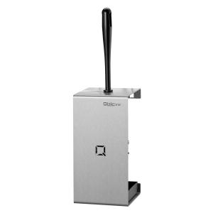 Toilettenbürstenhalter Edelstahl (QTBH SSL) (Qbic-line)
