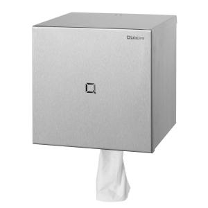 Center-Pullspender midi Edelstahl (QCPTL SSL) (Qbic-line)