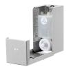 Schaumseifenspender 400 ml Edelstahl (QSDR04F SSL)...