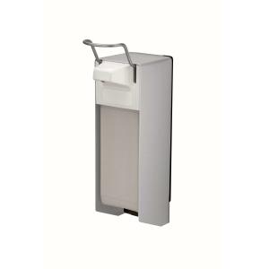 Desinfektion/Seifenspender KH 1000 ml Aluminium (MQ10A) (MediQo-line)