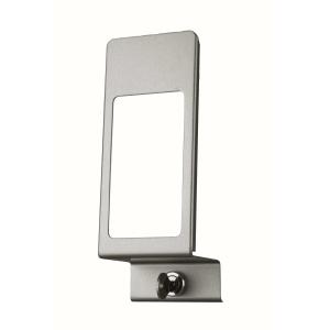 Verschlußplatte Aluminium 1000 ml mit Sichtfenster (MQLP10A) (MediQo-line)