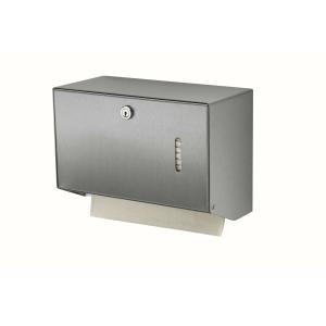 Handtuchspender Edelstahl klein (MQHSE) (MediQo-line)