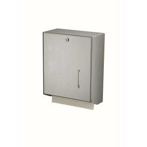 Handtuchspender Aluminium groß (MQHLA) (MediQo-line)