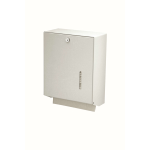 Handtuchspender Weiß groß (MQHLP) (MediQo-line)
