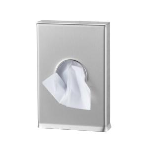 Hygienebeutelhalter Edelstahl geeignet für Polybeutel (MQHBPL E) (MediQo-line)
