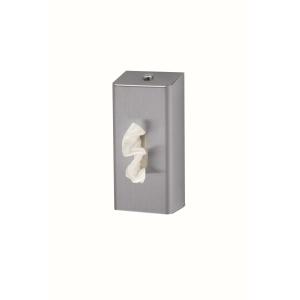 Kosmetiktücher-Box/ Taschentuch/ Tissue Spender Edelstahl (MQTDE) (MediQo-line)