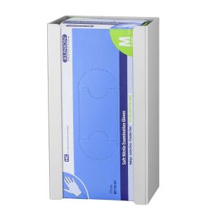 Handschuhspender UNO Edelstahl (MQGDE) (MediQo-line)