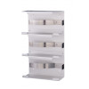 Handschuhspender TRIO Aluminium (MQTGDA) (MediQo-line)