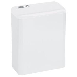 (Hygiene) Abfallbehälter geschlossen weiß 6 Liter (PP0006) (Mediclinics)