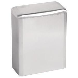 (Hygiene) Abfallbehälter geschlossen Hochglanz 6 Liter (PP0006C) (Mediclinics)