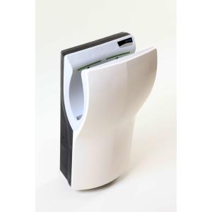 Händetrockner automatisch Hands-in-Prinzip Kunststoff Weiß (PQ14A) (PlastiQline)