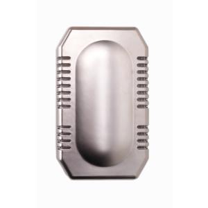 Lufterfrischer Kunststoff Edelstahl Optik (Air-O-Kit RVS) (MediQo-line)