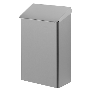 Abfallbehälter 7 Liter Edelstahl (AC WB 7 E) (Dutch Bins)