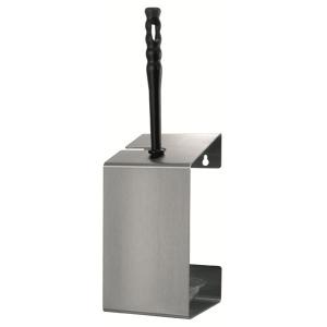 Toilettenbürstenhalter Edelstahl AFP-C (AC-06-CSA) (MediQo-line)
