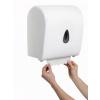 Handtuchrollenspender mini Kunststoff weiß (PQSACDK) (PlastiQline)