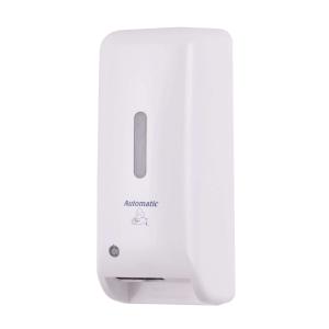 Schaumseifenspender automatisch 1000 ml Kunststoff Weiß (PQAutFoamW) (MediQo-line)