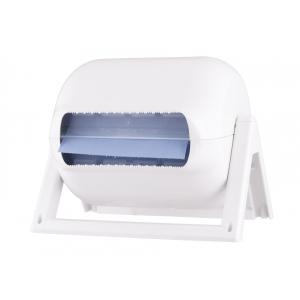 Putzrollenspender Tischmodell Kunststoff für Industrierollen (PQIPRH) (PlastiQline)