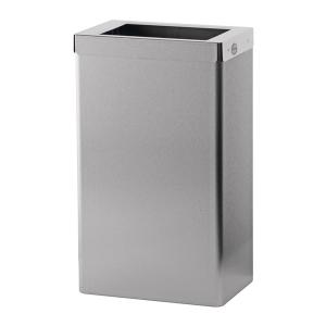 Abfallbehälter 22 Liter offen Edelstahl AFP-C (EBU 22 E) (SanTRAL)