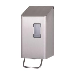 Schaumseifenspender 250 ml Edelstahl AFP-C (NSU 2 E/F) (SanTRAL)