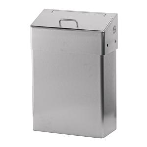 Hygiene-Abfallbehälter 10 Liter Edelstahl AFP-C (HBU 10 E) (SanTRAL)