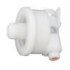Schaumseifenspender 400 ml hochqualitativ Edelstahl (QSDR04FHQ SSL) (Qbic-line)