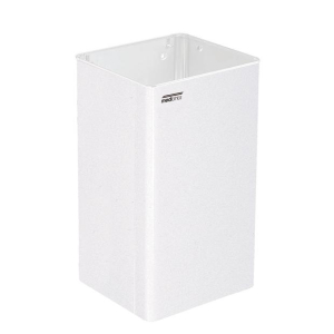Abfallbehälter offen weiß 65 Liter (PP1065) (Mediclinics, Dutch Bins)