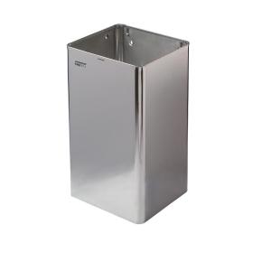 Abfallbehälter offen Hochglanz 65 Liter (PP1065C) (Mediclinics, Dutch Bins)
