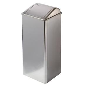 Abfallbehälter geschlossen Hochglanz 80 Liter (PP0080C) (Mediclinics, Dutch Bins)