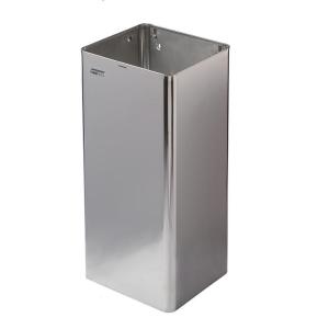 Abfallbehälter offen Hochglanz 80 Liter (PP1080C) (Mediclinics, Dutch Bins)