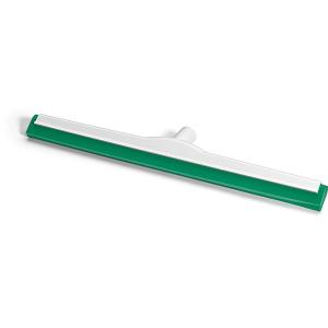 HACCP-Wasserschieber glasfaserverstärkt 60 cm Hygiene-Gummi grün