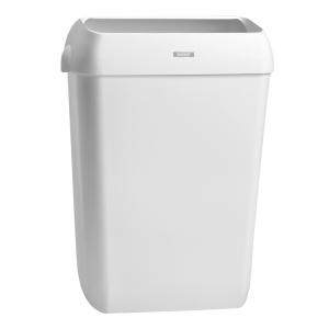 Katrin inclusive Abfallbehälter 50 Liter weiß