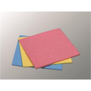 Schwammtuch klein 200 x 180 mm rosa