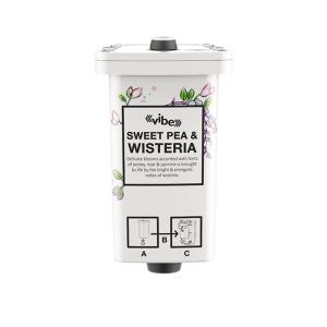 Duft für Lufterfrischer VIBE SWEETPEA - Edelwicke & Blauregenbaum