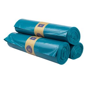 Müllsäcke 70-l, blau Typ 60 575 x 1.000mm 250 Stück