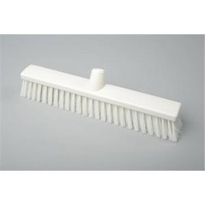 Hygiene-Großraumbesen 400 x 50 mm Polyester PBT 0,30 weiß
