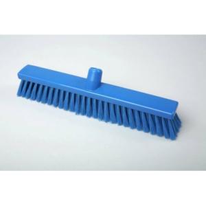 Hygiene-Großraumbesen 400 x 50 mm Polyester PBT 0,30 blau IG