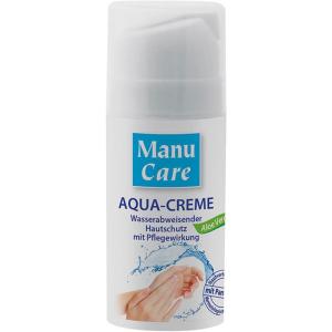 Manu Care Aqua-Creme 100-ml-Vakuumspender